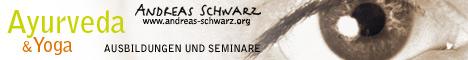 Ayurveda Ausbildungen und Seminare Andreas Schwarz